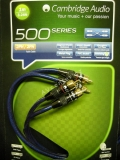Stereo kabel Cambridge Audio A500 RCA - 1m