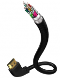 HDMI kabel Eagle Cable DeLuxe, 90.st. - 0,8m