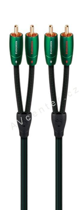 Stereo kabel AudioQuest Evergreen - 2m