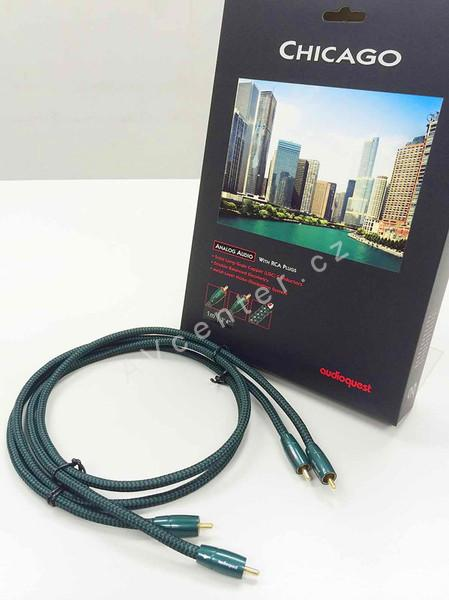 Stereo kabel Audioquest Chicago - 0,75m