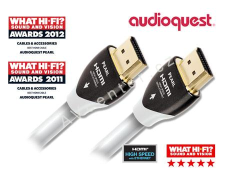 HDMI kabel AudioQuest Pearl - 10m