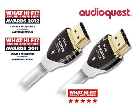 HDMI kabel AudioQuest Pearl - 12m