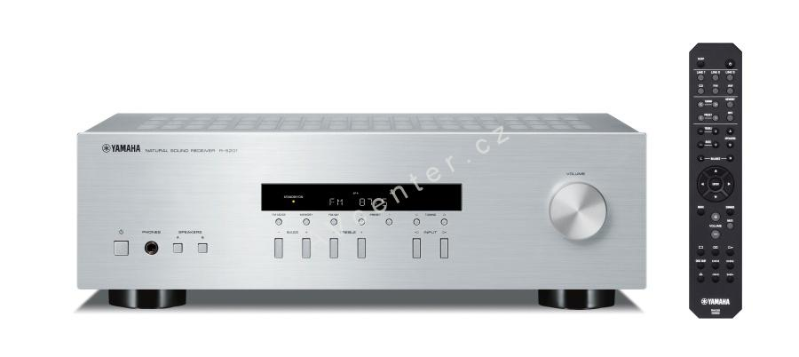 Yamaha r s201 stereo receiver