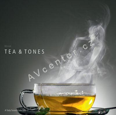 CD Tea and Tones (Relax)