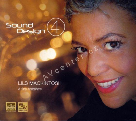 "CD Lils Mackintosh ""Sound Design 4"""