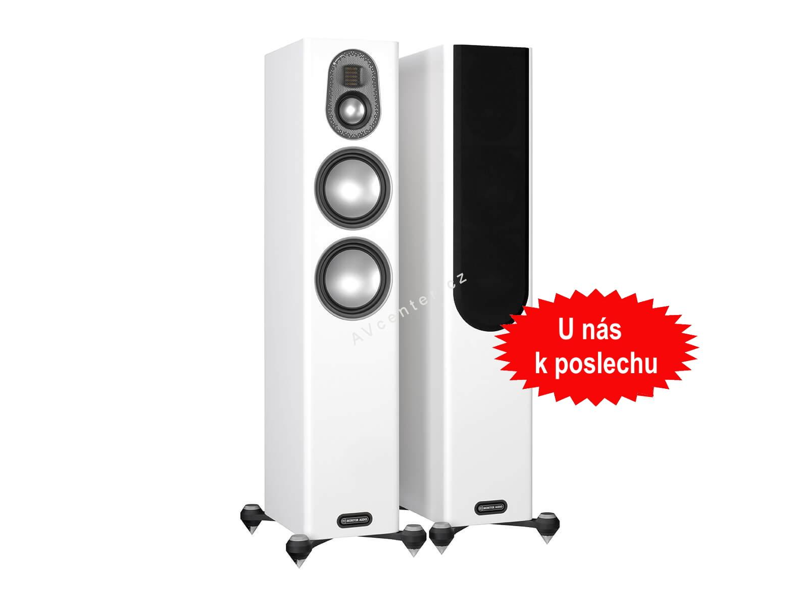 Monitor Audio Gold 200 - White - pár