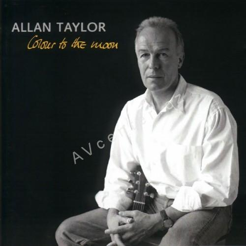 "CD Allan Taylor ""Colour To The Moon"""