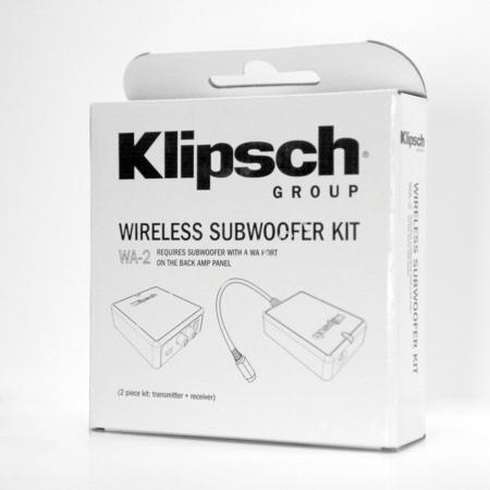 Klipsch WA-2 Wireless Subwoofer Kit