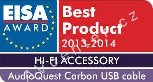 AudioQuest Carbon UsB - 1,5m