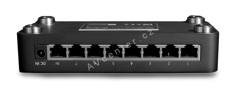 Audiofilský Ethernet Switch EE 8Switch