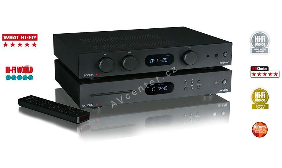 Audiolab 6000CDT | black