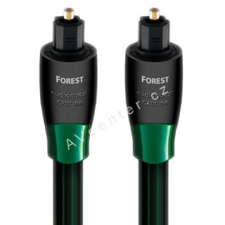 High End optický kabel AudioQuest Forest - 1,5m