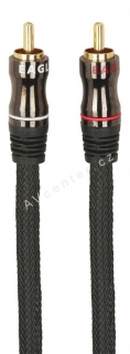 Stereo Audio kabel Eagle Cable Deluxe, 1.5m