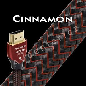 HDMI kabel AudioQuest Cinnamon - 3m