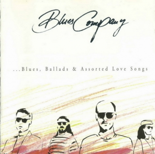 Blues Company: Blues, Ballads (CD)