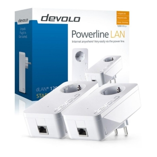 Starter Kit Devolo dLAN® 1200+