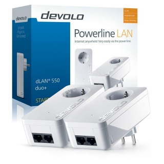 Starter Kit Devolo dLAN® 550 duo+