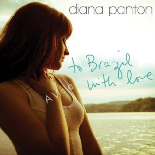 Diana Panton - To Brazil With Love (Vinyl LP)