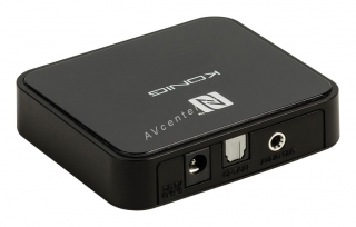 Bluetooth audio receiver König s opt. výstupem