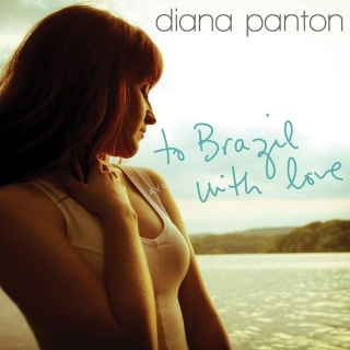 "CD Diana Panton ""To Brazil with love"""