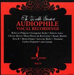 SACD The World's Greatest Audiophile Vocal Recordings