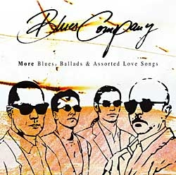 CD Blues Company: More Blues, Ballads & Assorted Love Songs