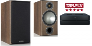SET: BlueSound PowerNode 2 a MA Bronze 2