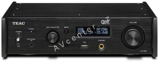 USB DAC a network player TEAC NT-503