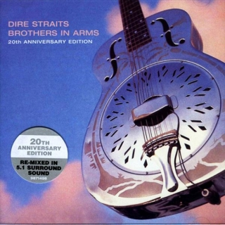 SACD Dire Straits - Brothers in Arms - 20th anniversary edition