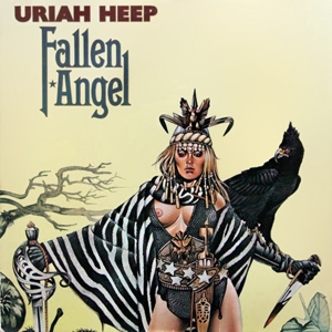 LP Uriah Heep - Fallen Angel