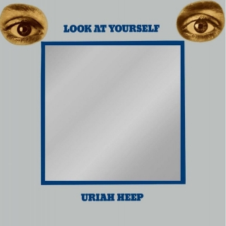 LP Uriah Heep - Look At Yourself
