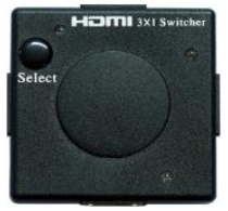 Mini HDMI switch 3>1 Eagle cable DeLuxe