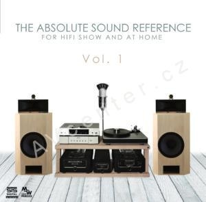 "CD ""The Absolute Sound Reference vol.1"""