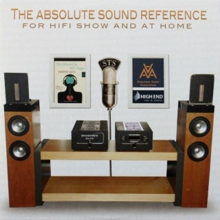 "CD ""The Absolute Sound Reference"""