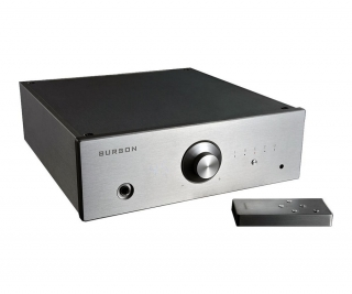 Burson Audio Conductor V2 Silver