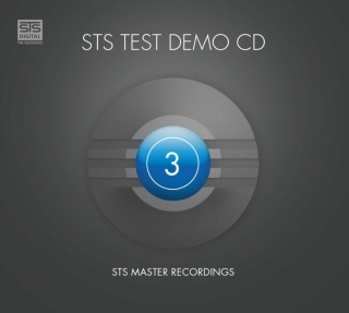 STS Test Demo CD Vol. 3