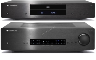 SET: Cambridge Audio CXC a CXA60