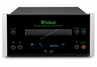 CD/SACD transport McIntosh MCT80