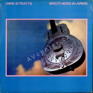 "Dvojalbum LP Dire Straits ""Brothers in arms"""