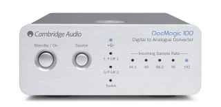 Cambridge Audio DacMagic 100 | DAC | silver