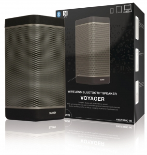 Bluetooth stereo reproduktor Sweex Voyager