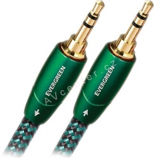 Stereo kabel Jack-Jack Audioquest Evergreen - 0,6m