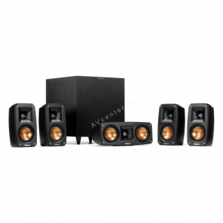 Klipsch Reference Theater Pack 5.1 | black