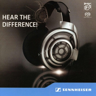 "SA CD ""Hear The Difference"" - HD800"