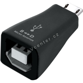 Adaptér Audioquest USB B / USB micro B