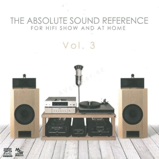 "CD ""The Absolute Sound Reference vol.3"""