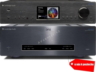Set: Cambridge Audio Azur 851N a 851W