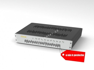 Audiofilský Ethernet Switch SOtM sNH-10G