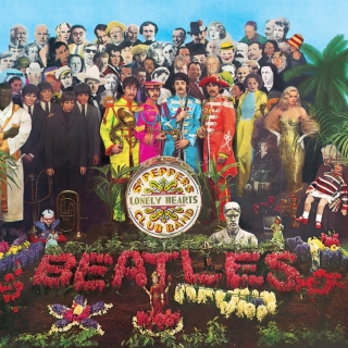 "2xLP The Beatles - ""Sgt Peppers's Lonely Hearts Club Band"""