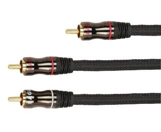 Subwooferový kabel Eagle Cable Deluxe, Y, 10 m